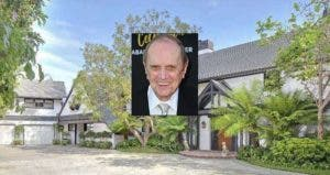 Sitcom legend Bob Newhart sells LA estate | Bob Newhart: Allen Berezovsky/Contributor/Getty Images; House: Redfin