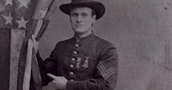 Sergeant Bates' patriotic wagers | McLeanCounty Museum of History/CC BY 3.0