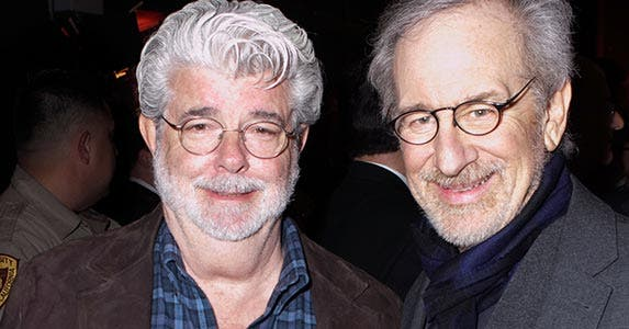 Steven Spielberg's astronomical bet | Gabriel Olsen/FilmMagic/Getty Images