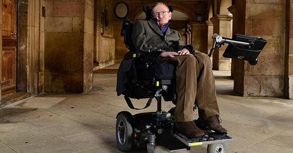 Hawking's bets against himself | Karawi Tang/Getty