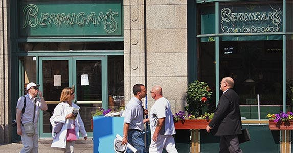 10 Restaurant Chains That Are Still Around - But Fading In