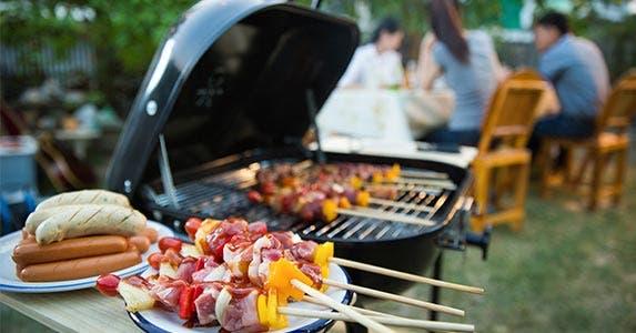 Grills © VectorLifestylepic/Shutterstock.com