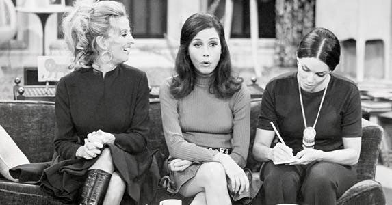 'The Mary Tyler Moore Show' © Corbis