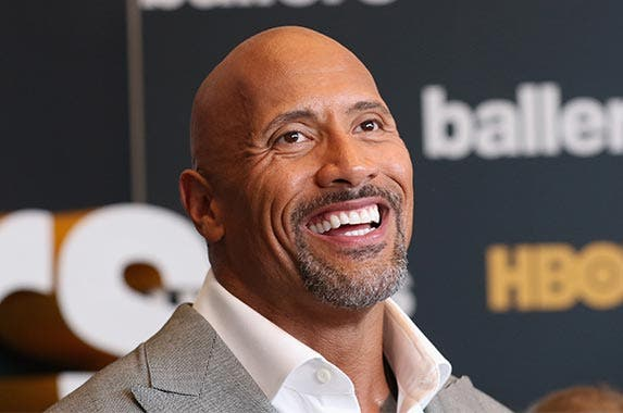 Dwayne Johnson | Aaron Davidson/Getty Images