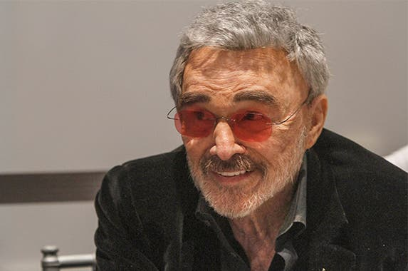 Burt Reynolds | Mychal Watts/Getty Images