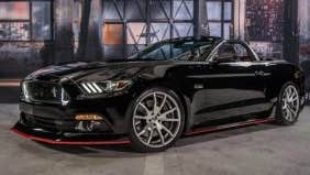 Ford dominates 'hottest' car categories at SEMA Show