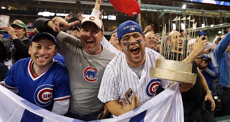 An investing lesson -- from Cubs fans