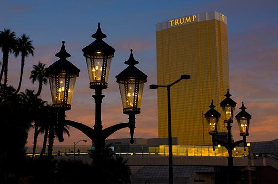 Donald Trump's 8 US luxury hotels | George Rose/Getty Images
