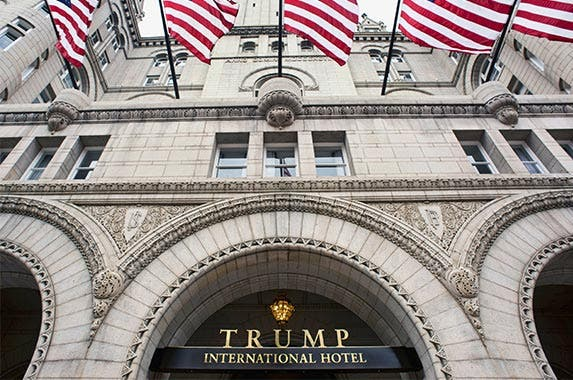 Trump International Hotel Washington, D.C. | mj0007/Getty Images