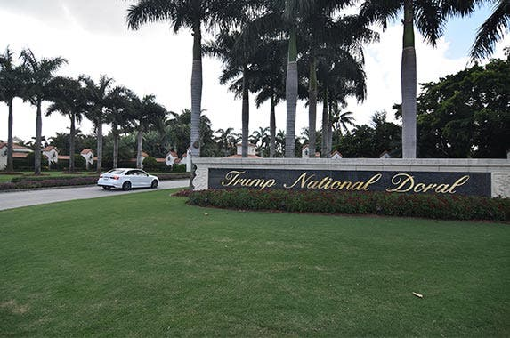 Trump National Doral Miami | GASTON DE CARDENAS/Getty Images
