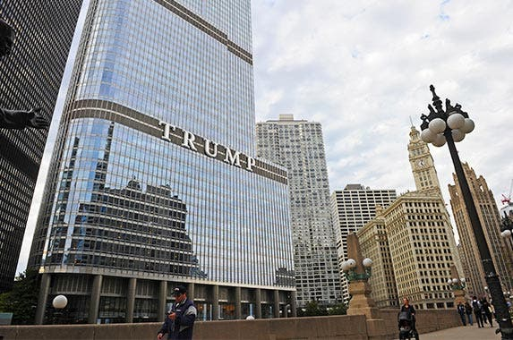 Trump International Hotel & Tower Chicago | NOVA SAFO/Getty Images
