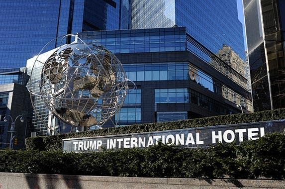Trump International Hotel & Tower New York | Barcroft/Getty Images