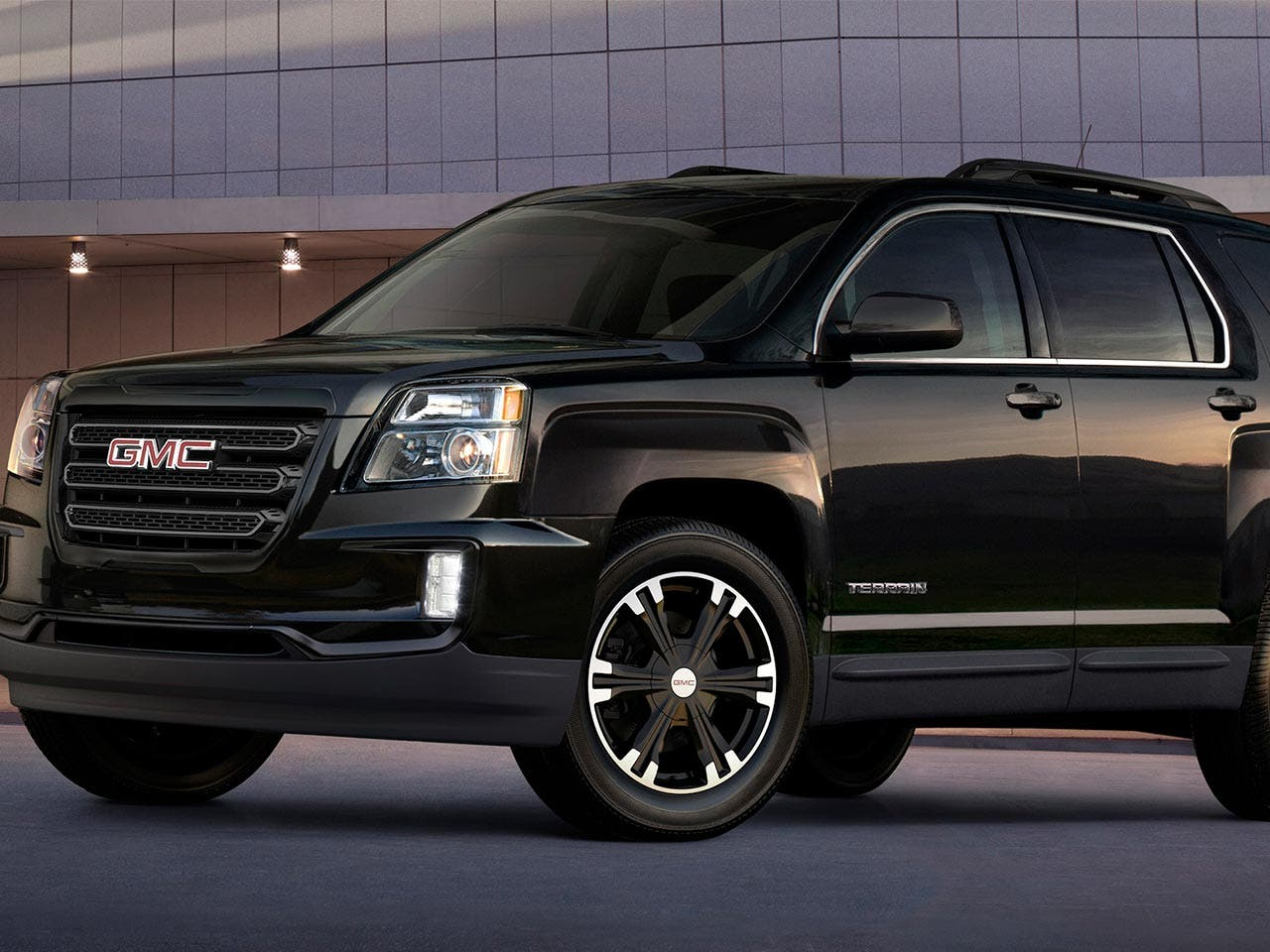 GMC Terrain © General Motors