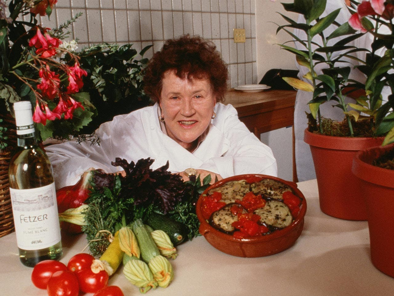 Julia Child | George Rose/Getty Images