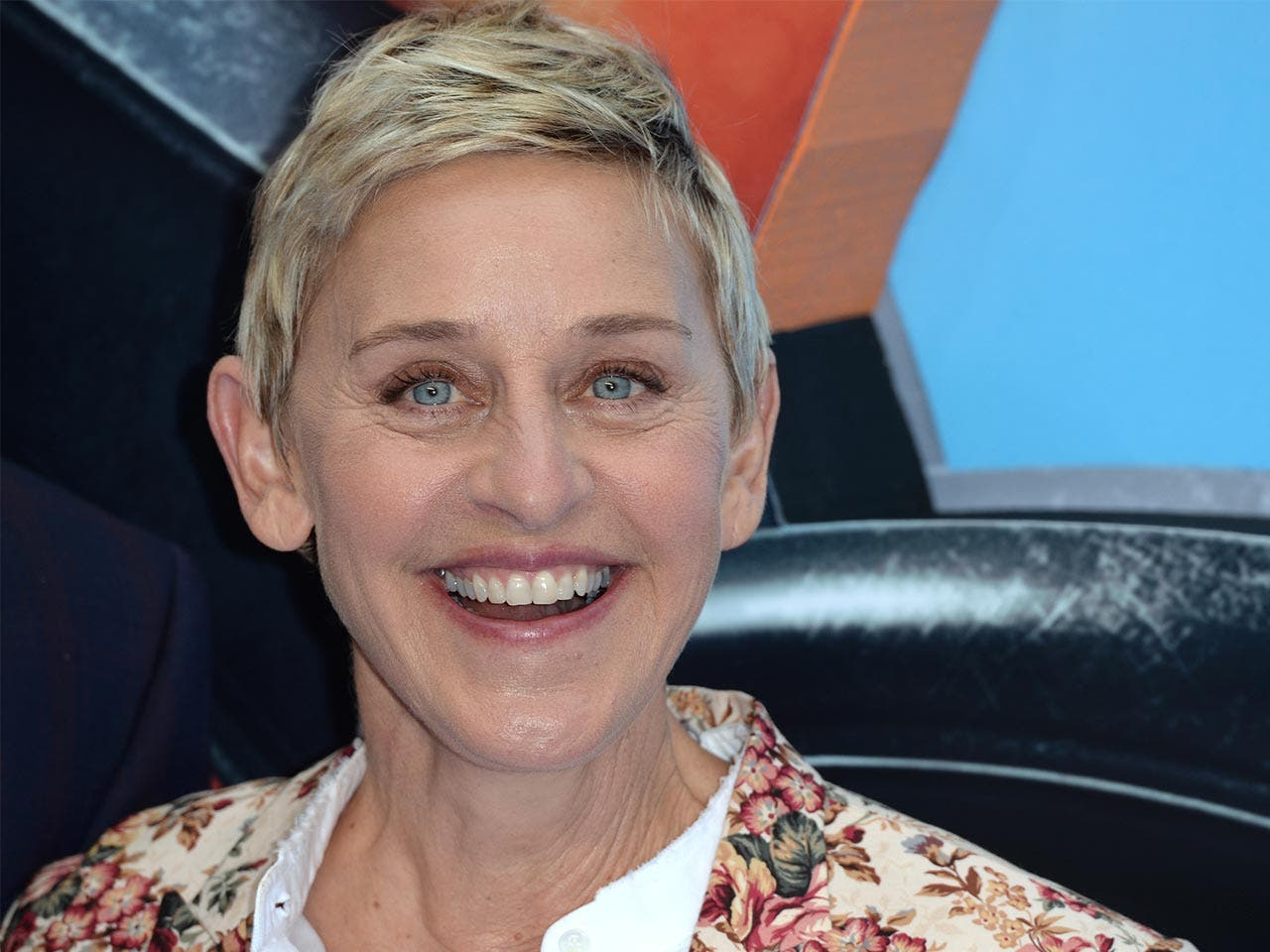 Ellen Degeneres | Anthony Harvey /Getty Images