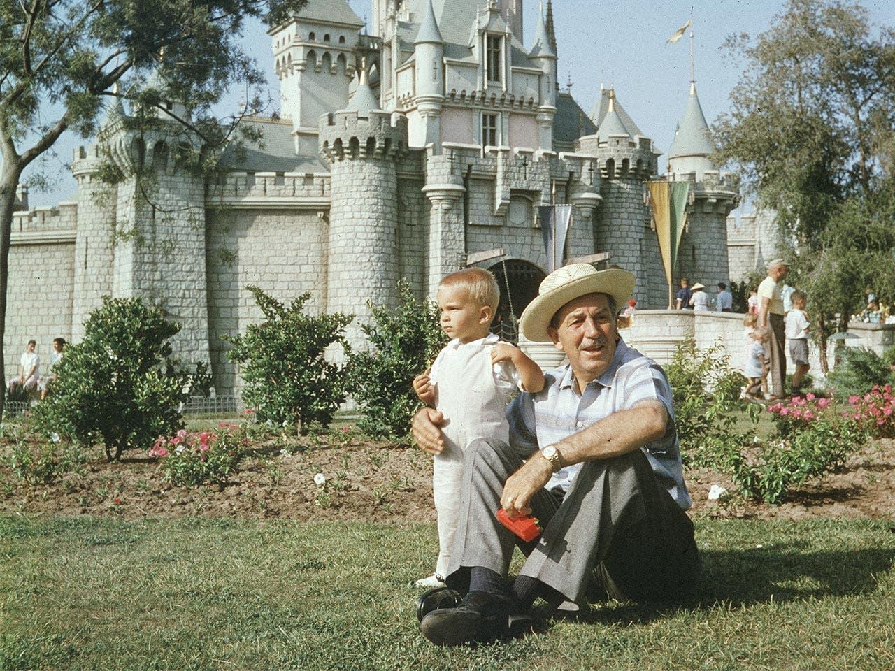 Walt Disney | Gene Lester/Getty Images