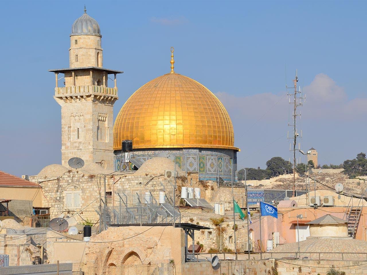 Israel | meunierd/Shutterstock.com