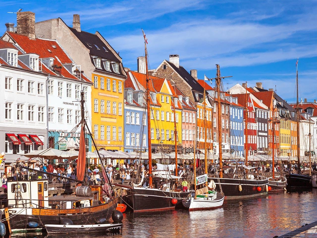Denmark | alexdrim/Shutterstock.com