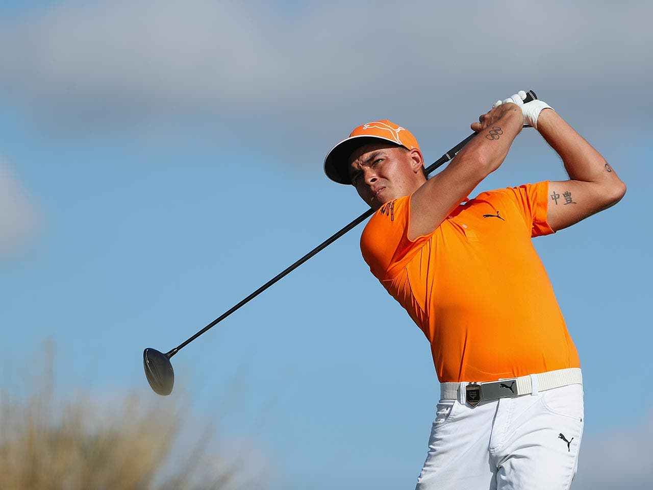 Rickie Fowler | Christian Petersen/Getty Images