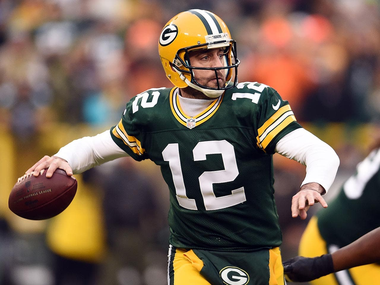 Aaron Rodgers | Stacy Revere /Getty Images