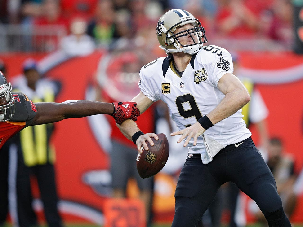 Drew Brees | Joe Robbins/Getty Images