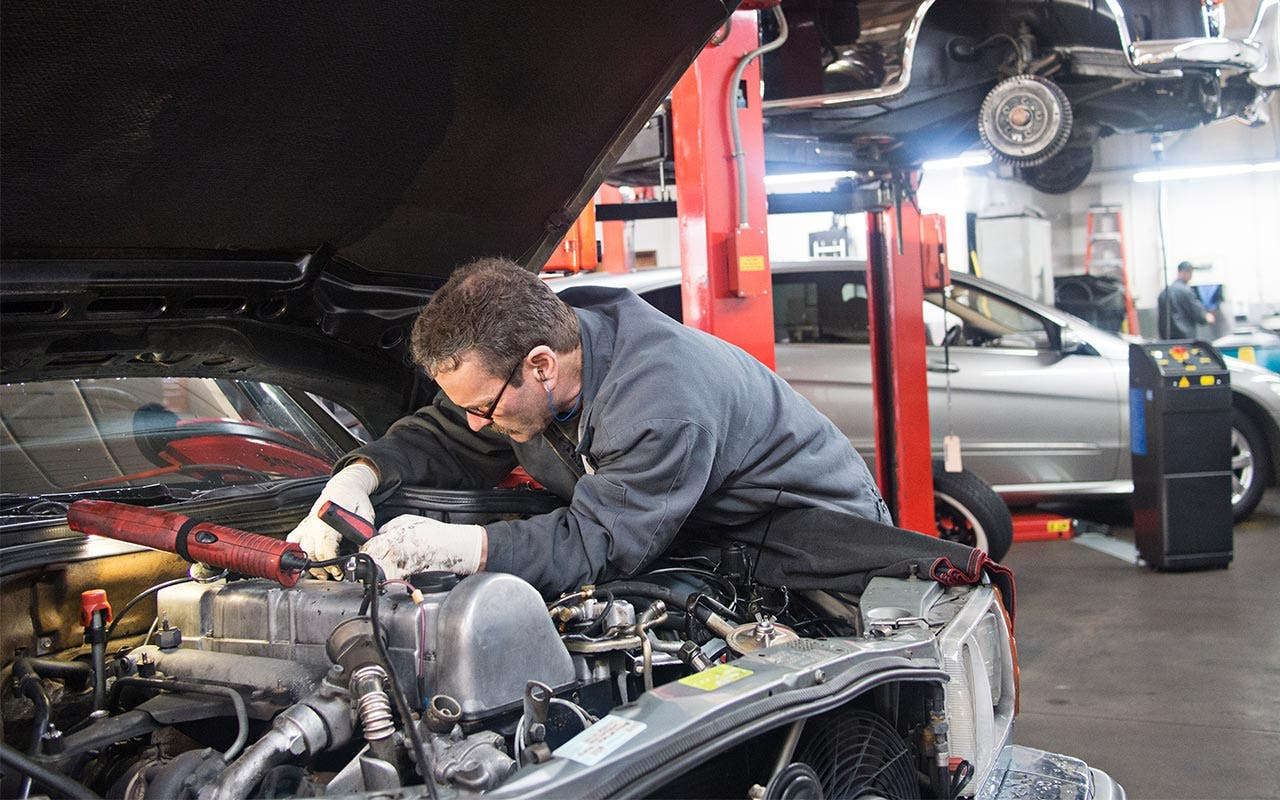 Automotive service technician research paper