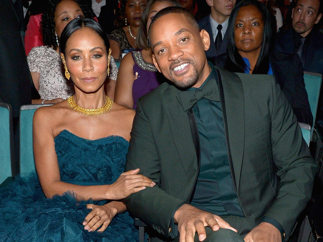Jada Pinkett Smith and Will Smith | Charley Gallay/Getty Images