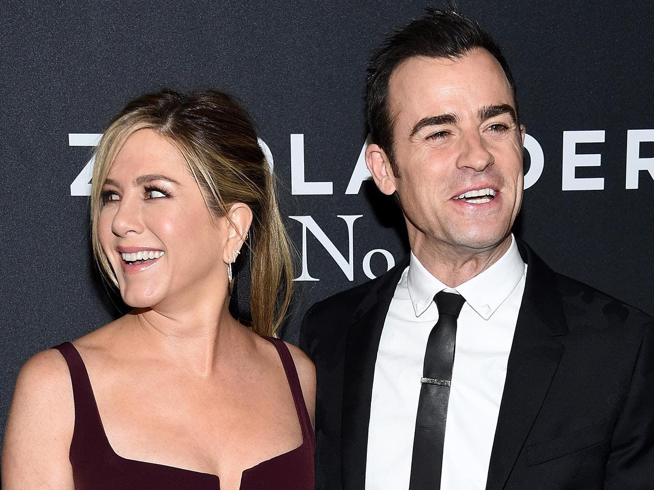 Jennifer Aniston and Justin Theroux | Dimitrios Kambouris/Getty Images