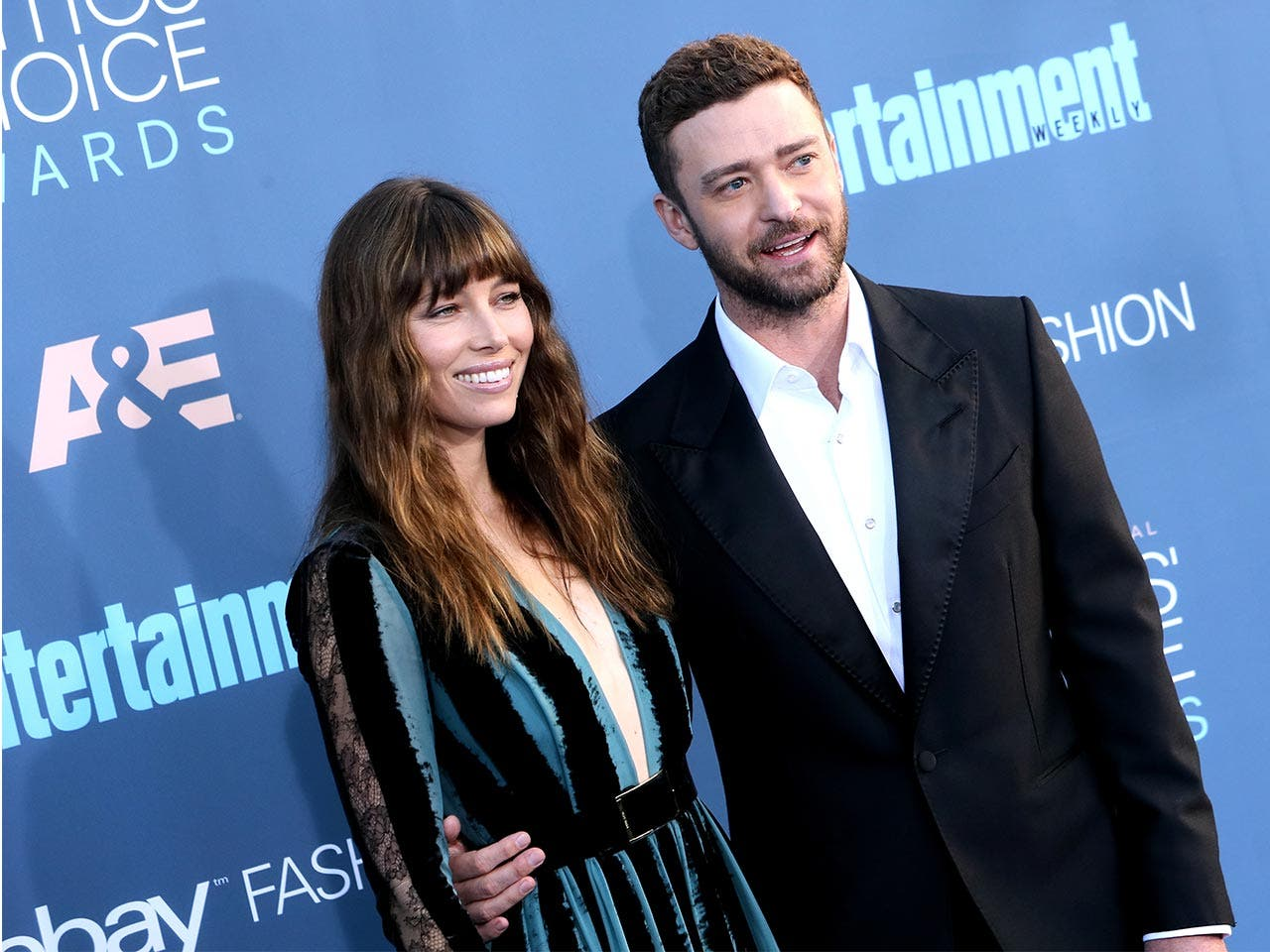 Justin Timberlake and Jessica Biel | David Livingston/Getty Images