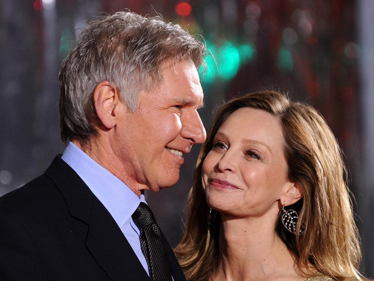 Harrison Ford and Calista Flockhart | Frazer Harrison/Getty Images