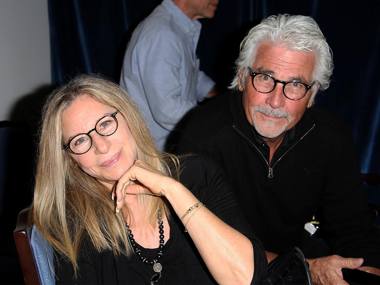 Barbra Streisand and James Brolin | Sonia Moskowitz/Getty Images