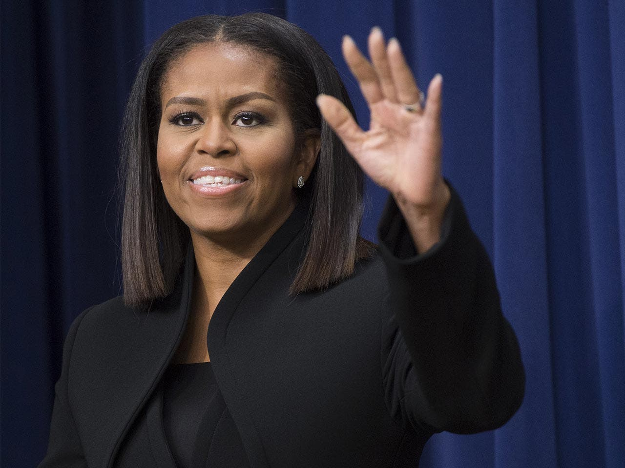 Michelle Obama   SAUL LOEB/ Getty Images