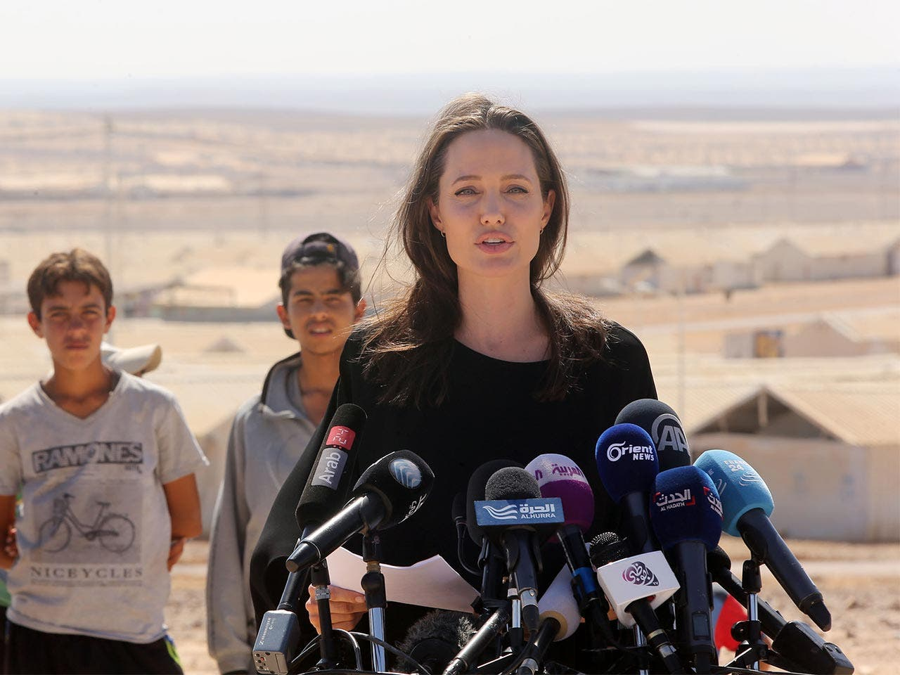 Angelina Jolie   Jordan Pix/Getty Images