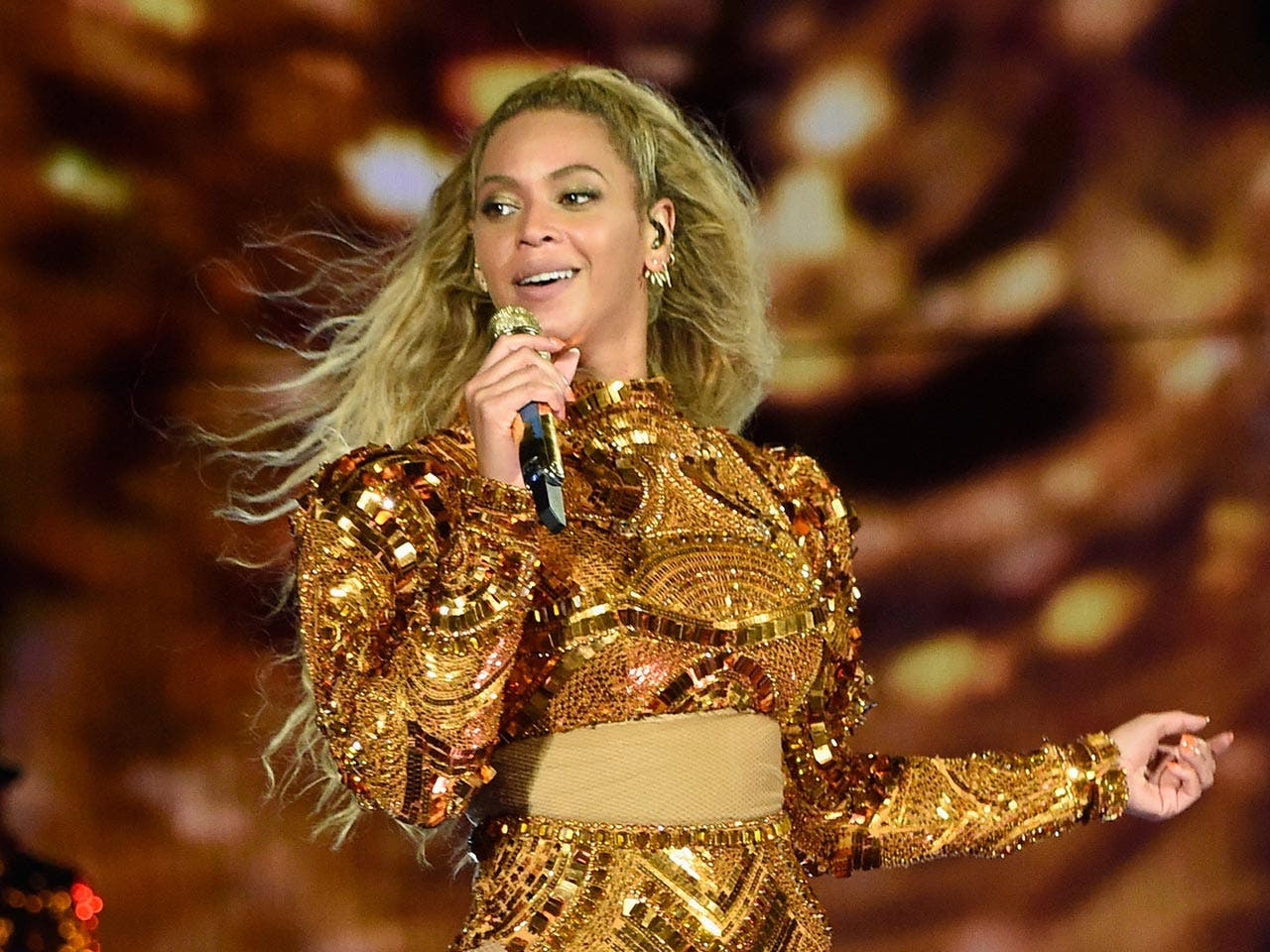 Beyonce   Kevin Mazur/Getty Images