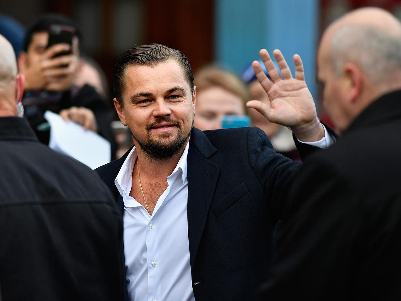 Leonardo DiCaprio | Jeff J Mitchell/Getty Images