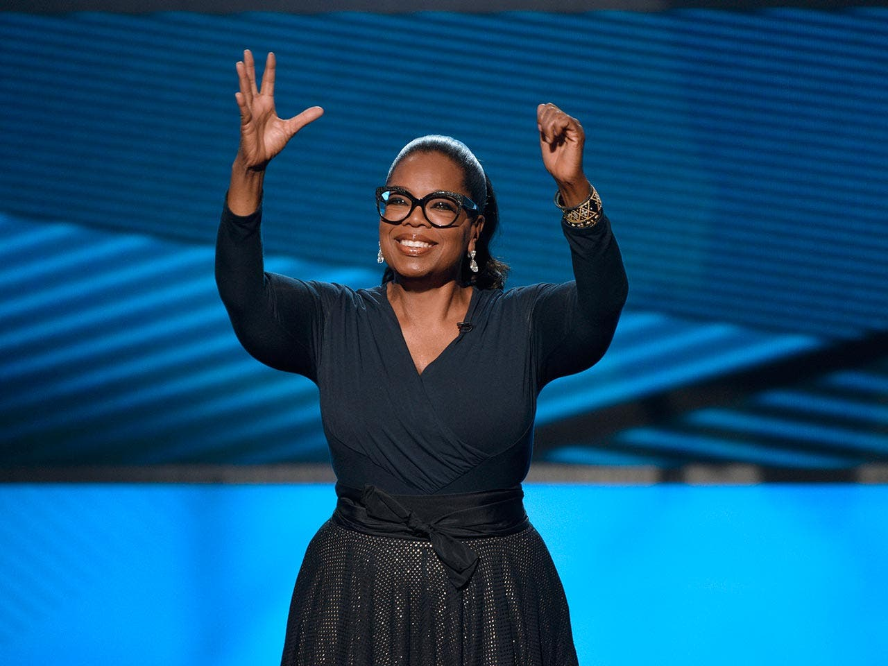 Oprah Winfrey | Fred Watkins/Getty Images