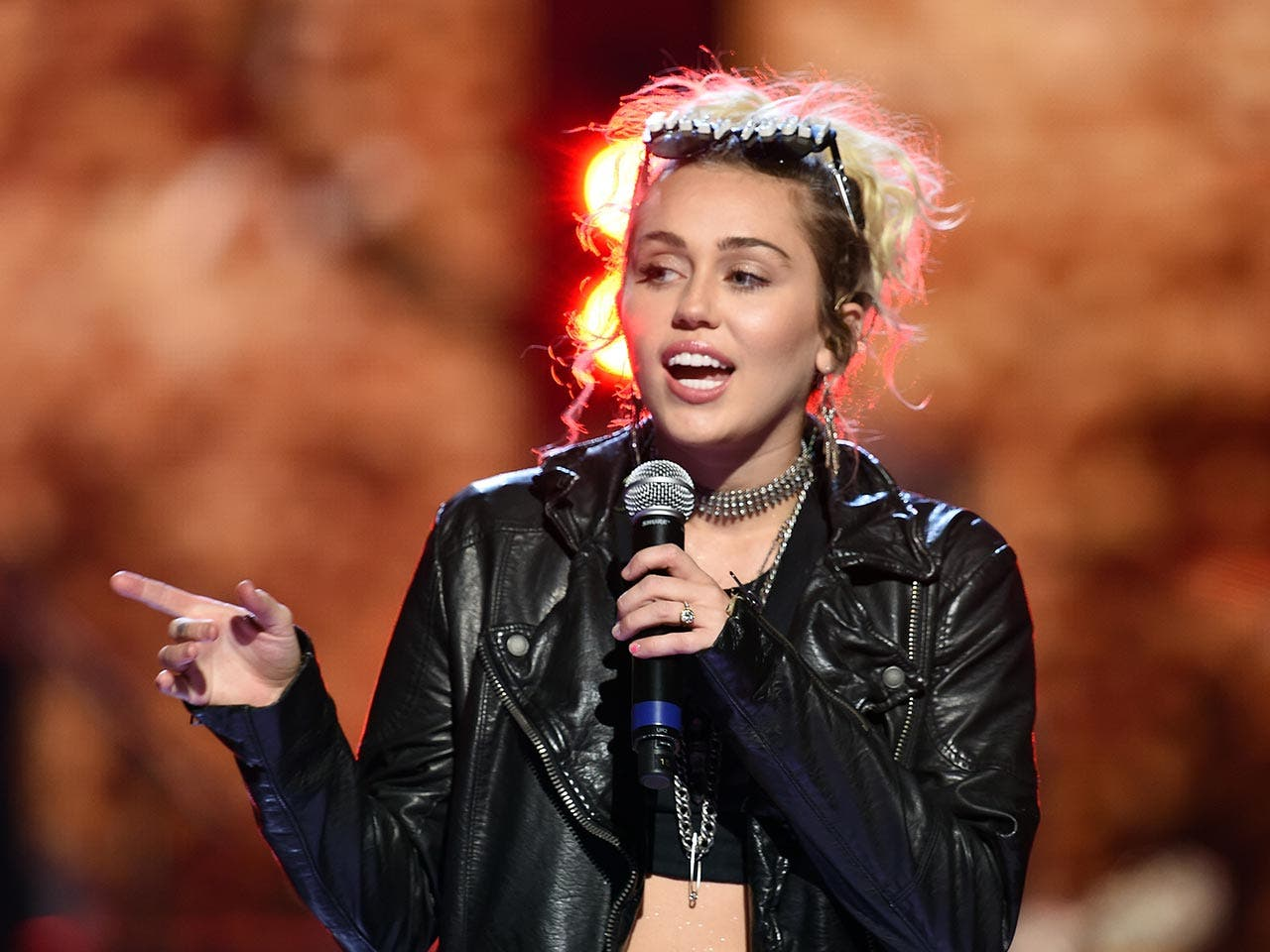 Miley Cyrus | Kevin Winter/Getty Images