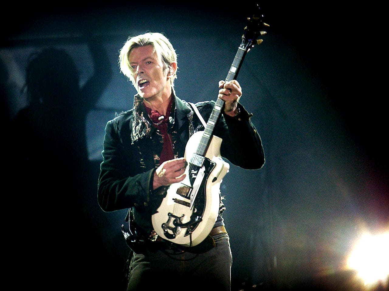David Bowie | NILS MEILVANG/AFP/Getty Images