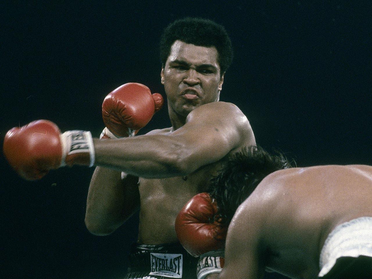 Muhammad Ali   Focus on Sport/Getty Images