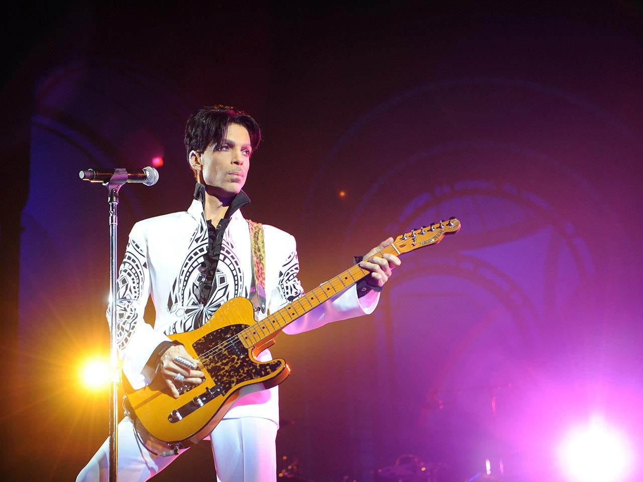 Prince | BERTRAND GUAY/AFP/Getty Images