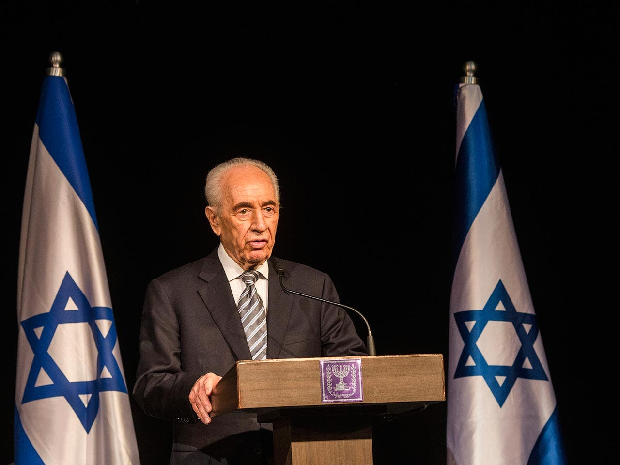 Shimon Peres | Ilia Yefimovich/Getty Images