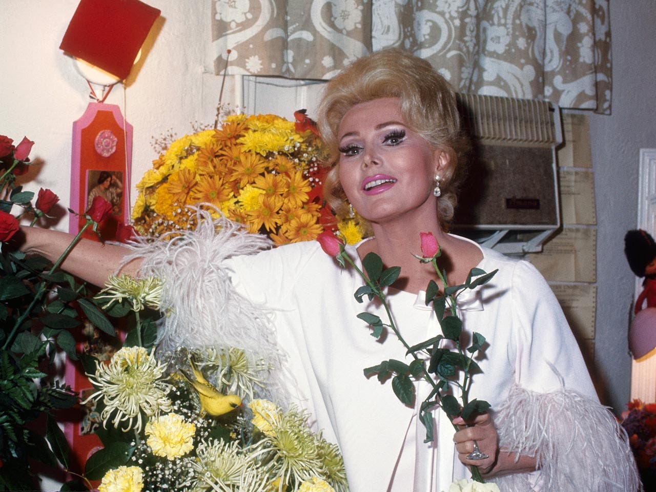 Zsa Zsa Gabor   Michael Ochs Archives/Getty Images