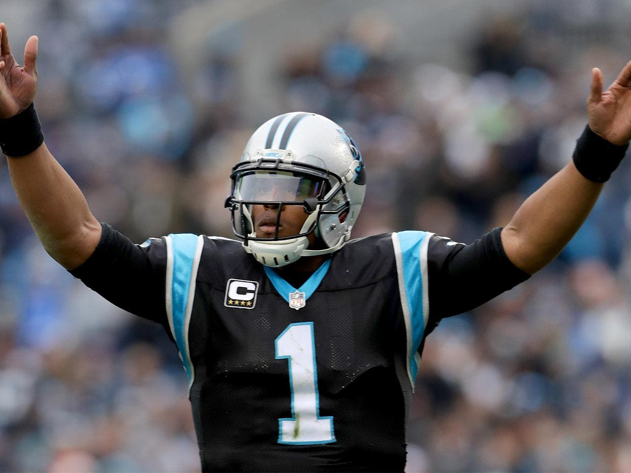 Cam Newton | Streeter Lecka/Getty Images