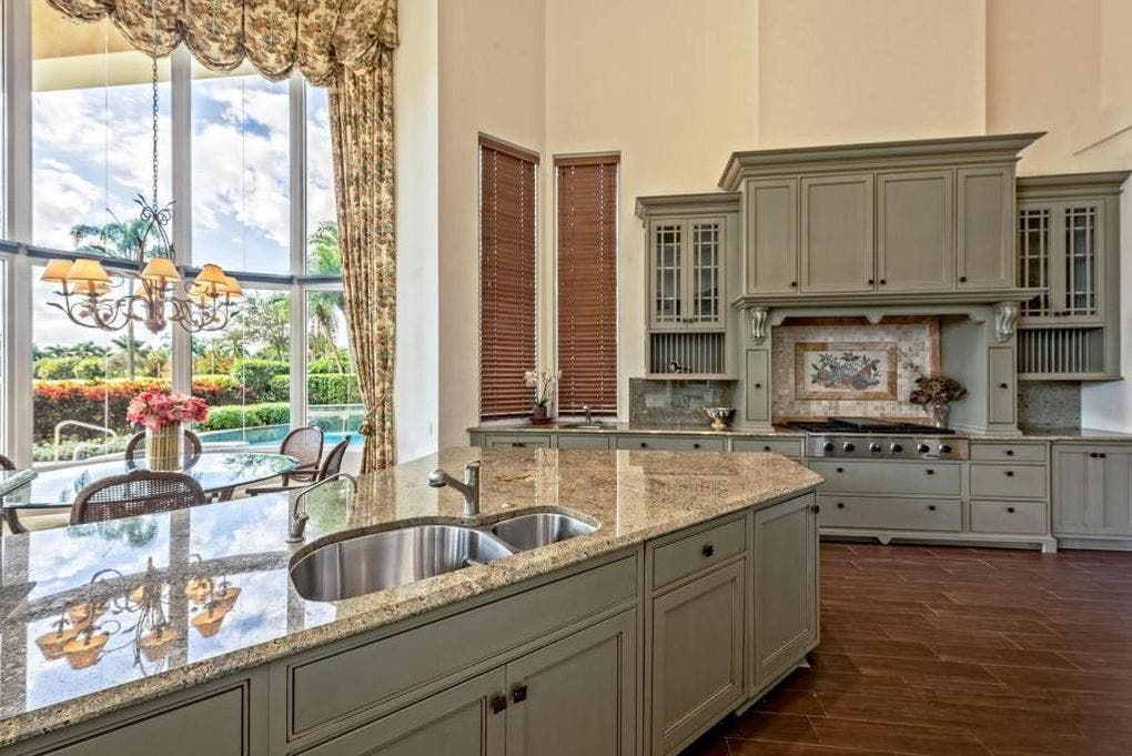 Ben Carson's house for sale: Kitchen | Realtor.com