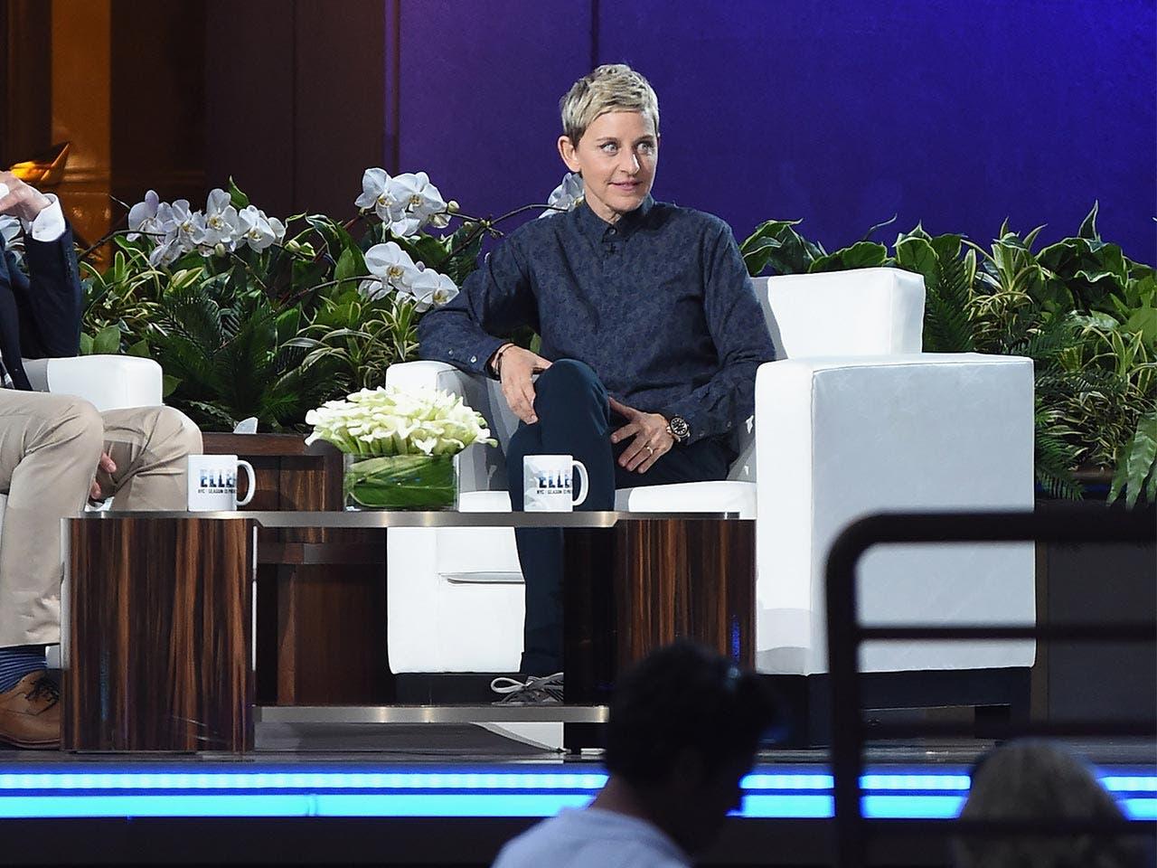 Ellen DeGeneres |