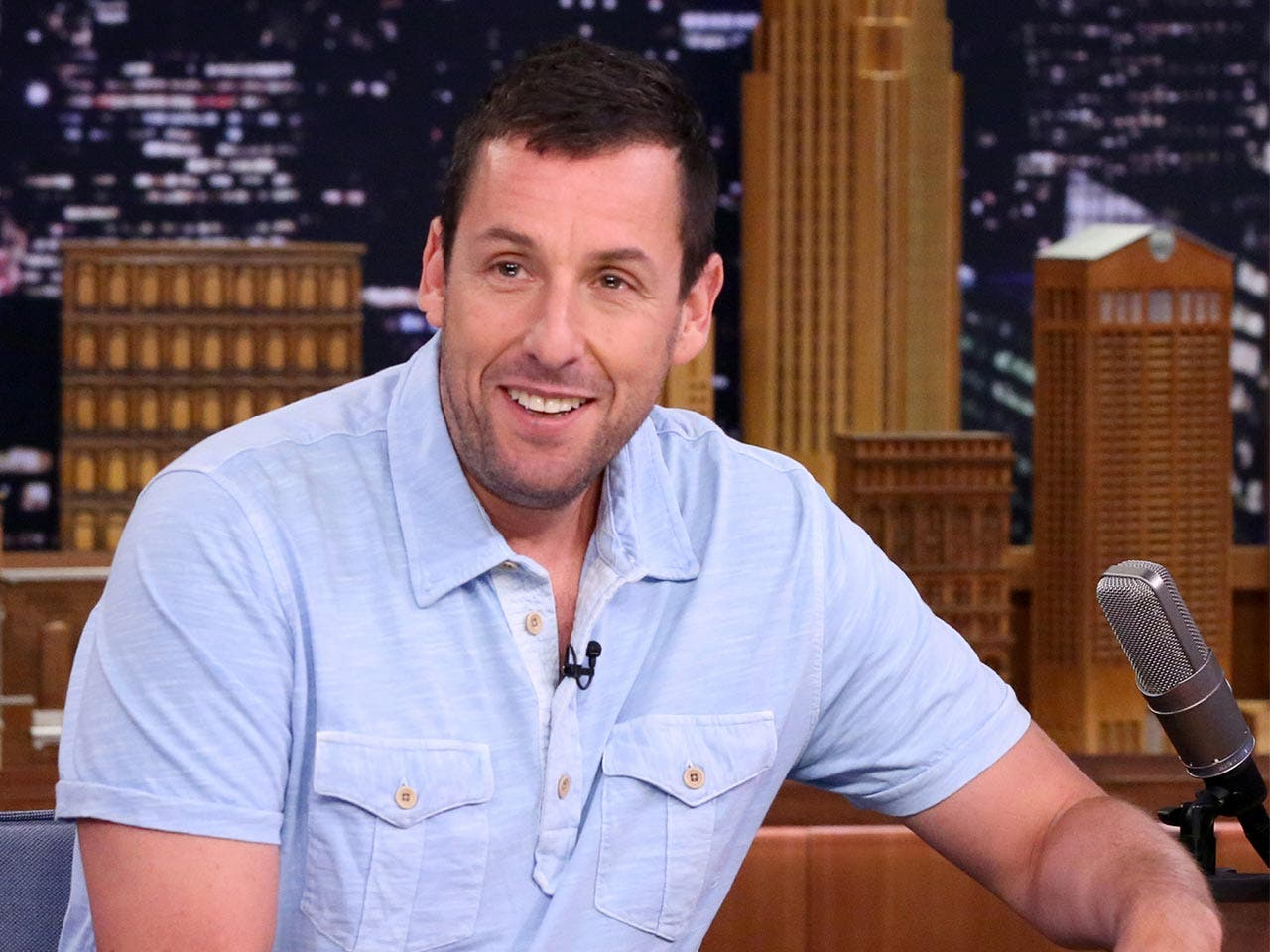 Adam Sandler | NBC/Getty Images