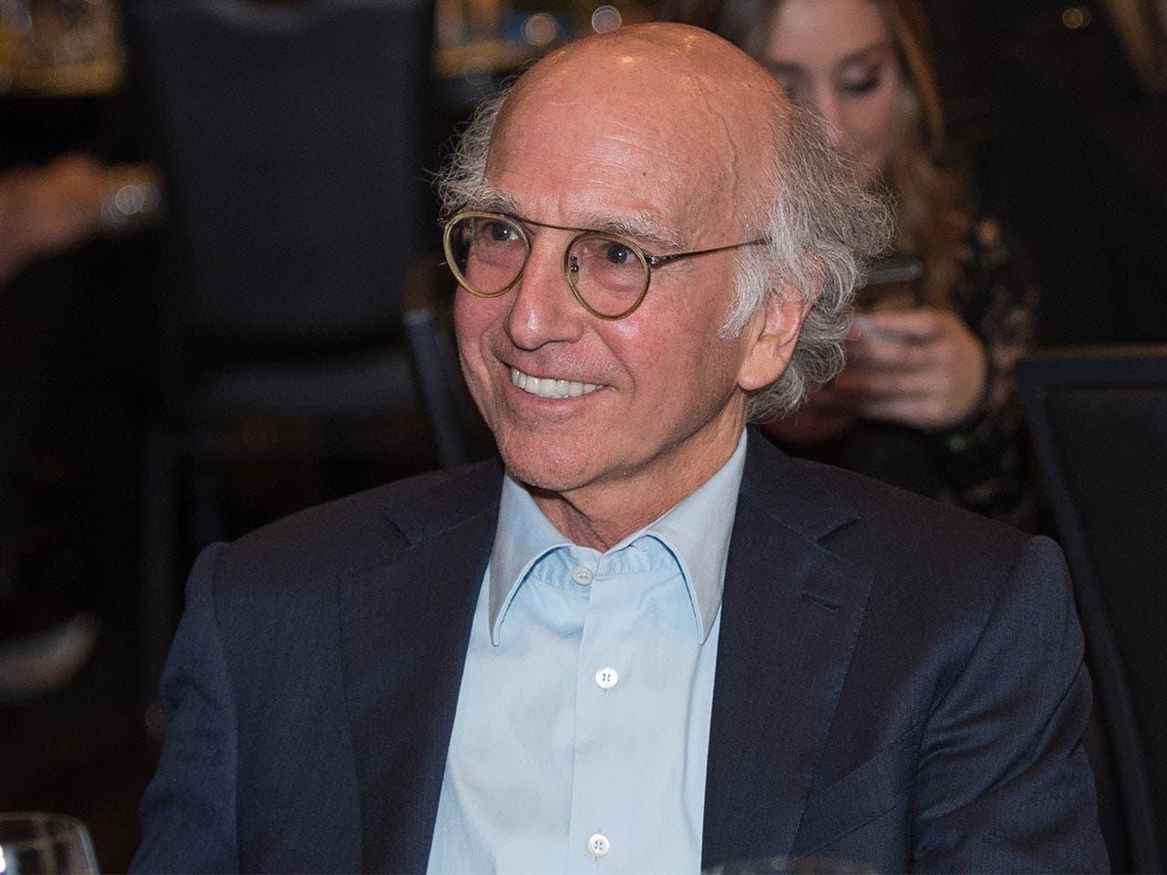Larry David |