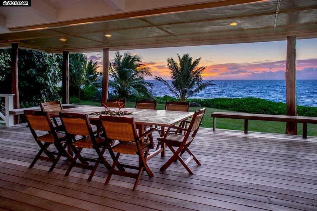 Pat Benatar selling home: patio | Realtor.com