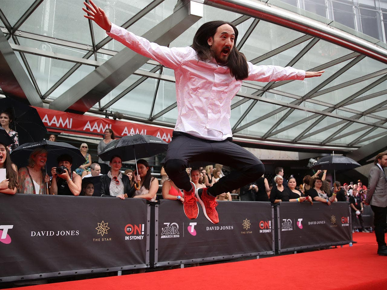 Steve Aoki | Cameron Spencer /Getty Images