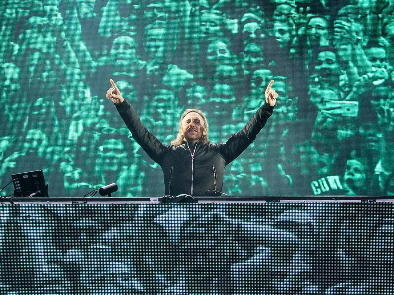David Guetta | Neil Lupin/Getty Images
